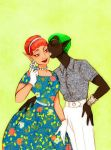 50s Style by MistyTang