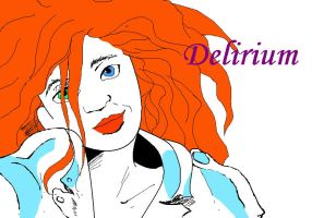 Delirium by BrowncoatFiction