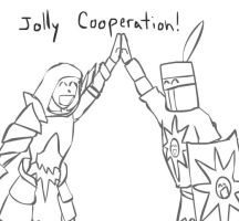 Jolly Cooperations Sketch by TGWabba