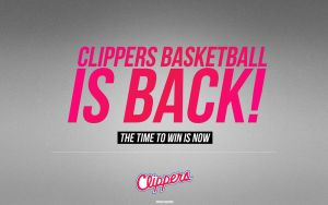 Los Angeles Clippers Wallpaper by IshaanMishra