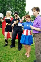 The Avengers assembled by x-Pleiades-x