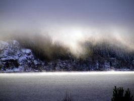 On the banks of Loch Ness by printsILike