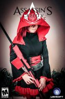 Ruby Rose - Assassin's Creed Parody by CosplaySlayer
