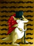 Like a Sir!!! by mephilesdarklord