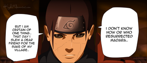 Naruto 626: for the sake of the village by Kyuubii9