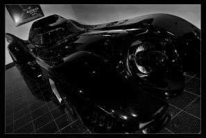 BatMobile by LobotomizedGoat