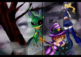 Happy Halloween by Meseo