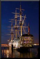 Ship from St. Petersburg by skowron85