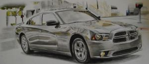 Dodge Charger by And300ZX