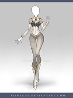 (CLOSED) Adoptable Outfit Auction 97 by Risoluce
