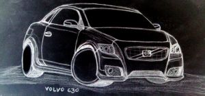 Volvo C30 by M667