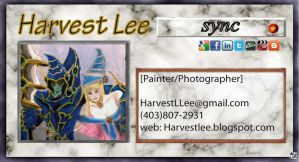 Business Card by Harvest-Hearts