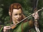 Tauriel by Ratty103