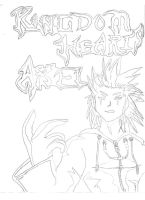 kh axel scketch unfinished by silverwolfproduction