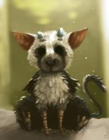 Trico by CrayonBot