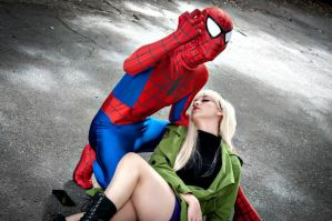 Death of Gwen Stacy by HenryTheDoctor