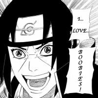 Itachi loves.... by Razmere