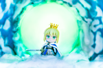 Saber / Altria Pendragon by Wasabi78