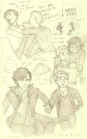 SSP3. Walking With Sherlock Holmes by wasitelves