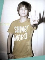 SHINee World Concert Book 14 by Lala561