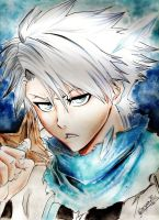 Toshiro - Bleach by gonzalo17