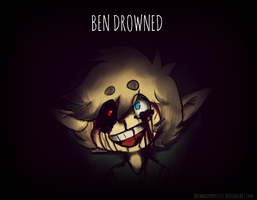BEN DROWNED by DrownedOpposites