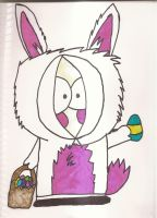 HAPPY EASTER from Kenny by SkunkyRainbow270