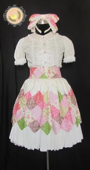 Handmade Country Lolita outfit - Spring by canary-309