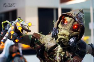Scarecrow cosplay 7 by ERINAND