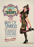 Salute the Troops 4 by reallyrandy