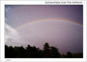 Somewhere Over The Rainbow by WKLIZE