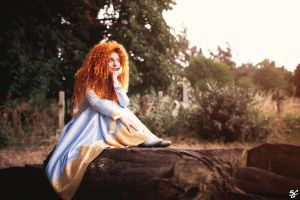 Merida - Brave by shua-cosplay