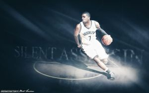 Joe Johnson Silent Assassin by Sanoinoi