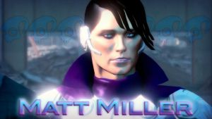 Saints Row IV - Saint Matt Miller by PrincessCakeNikki