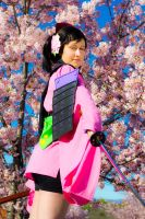 Momohime by BertLePhoto