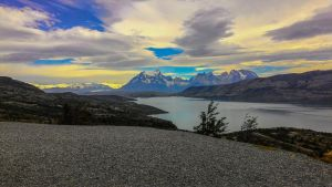 Torres Del Paine - Lago Grey - Chile by ssabbath