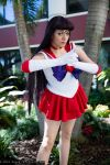 MARS FIRE IGNITE! Rei Hino - Sailor Mars Cosplay by Kapalaka