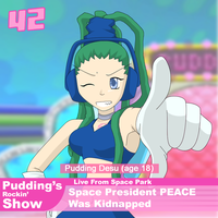 Pudding's Rockin' Show by Eniotna