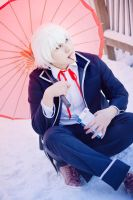 Isana Yashiro - HAPPY DAYS? by stormyprince
