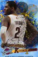 Kyrie Irving iPhone Wallpaper by KobeWanKenobi