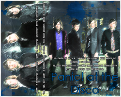 Panic at The disco by punkydark