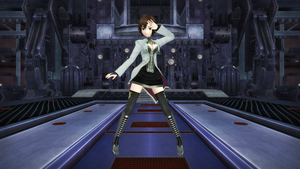 {MMD} PDF 2nd Border Break Operator Meiko {DL} by HarukaSakurai