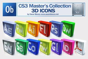 CS3 MASTER COLLECTION FOR MAC by otas32