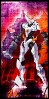 GFX - Omegamon by DuskTheDarknezz