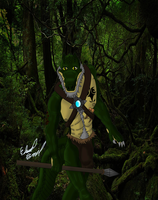 Shirulio, The Forest's Guardian by IncredibleCheese