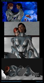 Mass Effect:  Second Skin, Reprise by CharlesWS