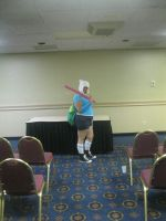 Adventure Time - Fionna Cosplay by chaoticlatina