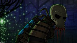 010 - DEAD SPACE by ebbewaxin