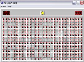 Minesweeper messages by TheEliteSS