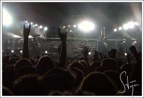 Rocking with Rammstein by axlar